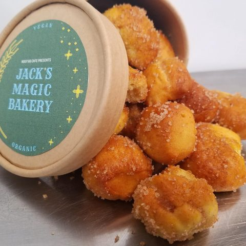 Jack's Magic Challah Bites